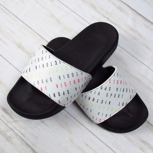 Victoria's Secret Shoes - Victoria Secret Slides M